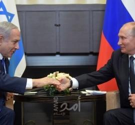 """نتنياهو أكد لبوتين """"سأعود قريبا"""" لرئاسة الوزراء"""