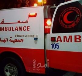 جنين: إصابة شرطي بجروح خطيرة بعد دعسه بمركبة