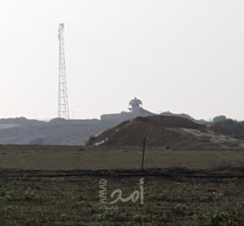 جيش الاحتلال يطلق النار تجاه الأراضي الزراعية شرق خانيونس