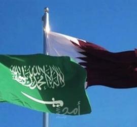 أمير قطر يجري اتصالا هاتفيًا مع ولي العهد السعودي