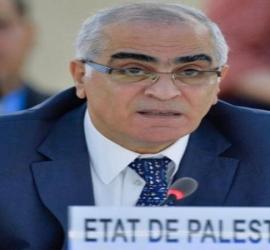 خريشي: قطاع غزة يخضع لأبشع أنواع العقاب الجماعي ..ومنح الحصانة لإسرائيل يشجع الإرهاب