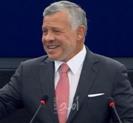 ملك الأردن يؤكد وقوف بلاده إلى جانب العراق