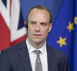 """نائب رئيس وزراء بريطانيا: تلقيت 3 تهديدات """"للحياة"""" خلال عامين"""
