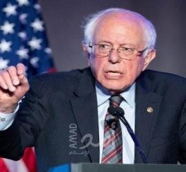 """السناتور ساندرز ينتقد إسرائيل لعدم إرسالها لقاحات """" كورونا"""" للفلسطينيين"""