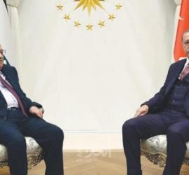 الرئيس عباس يعزي نظيره التركي بضحايا الحرائق