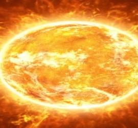 صدق ولا تصدق.. اكتشاف نجم أكبر من حجم الشمس - فيديو