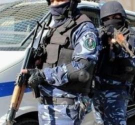 الشرطة تقبض على مطلوبين  للعدالة وتضبط مركبة غير قانونية في جنين