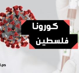 """الصحة الفلسطينية تسجل 14 حالة وفاة و1717 إصابة جديدة بفيروس """"كورونا"""""""