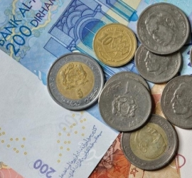 أسعار صرف العملات في فلسطين الخميس