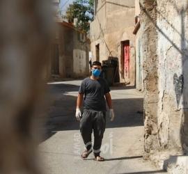 """محافظ جنين يغلق بلدة الزبابدة (4) أيام لارتفاع عدد اصابات """"كورونا"""""""