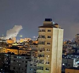 لحظة بلحظة.. أخر  مستجدات العدوان الإسرائيلي المتواصل على قطاع غزة