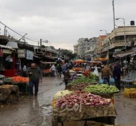 استئناف العمل في سوق الجمعة الشعبي بغزة