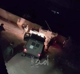 بعد إصابته بالرصاص.. جيش الاحتلال يعتقل شاب شرق نابلس