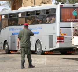 داخلية حماس تنشر كشف أسماء جديدة للسفر عبر معبر رفح