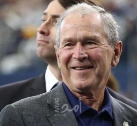 أنت قاتل وكذاب.. عسكري أمريكي شارك في غزو العراق يواجه جورج بوش - فيديو