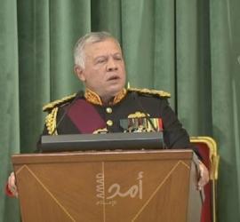 الملك عبدالله: هدفنا تطوير منظومتنا السياسية وصولًا لحياة برلمانية وحزبية تناسب الأردنيين