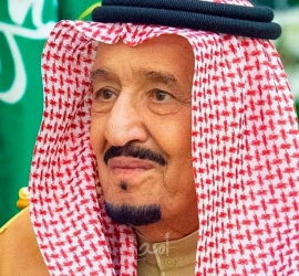 الملك سلمان يتلقى اتصالا هاتفيا من الرئيس التركي لتهنئته بشهر رمضان