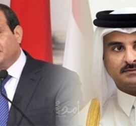 الأول منذ بيان قمة المعلا ..أمير قطر يهنىء الرئيس السيسي بحلول شهر رمضان