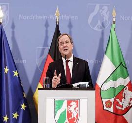 استطلاع: غالبية الألمان ضد إصرار لاشيت على منصب المستشارية