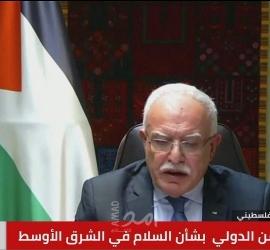 المالكي يبحث مع نظيره الموريتاني ووزيرة خارجية السودان آخر التطورات السياسية