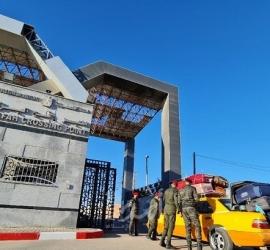 """داخلية حماس تنشر كشف """"تنسيقات مصرية"""" للسفر عبر معبر رفح """"الأحد"""""""