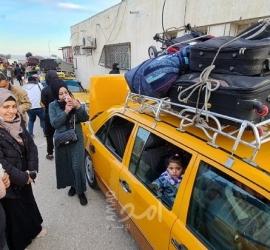 """داخلية حماس تكشفآلية السفر عبر معبر رفح """"الخميس"""""""