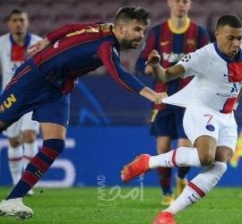 """فرانس فوتبول تحذر """"سان جيرمان"""" من ريمونتادا برشلونة"""
