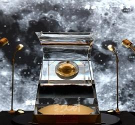 المتحف الوطني الصيني يعرض عينات من القمر