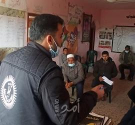 الإغاثة الزراعية تنفذ ورش توعوية للمزارعين حول الانتهاكات المستمرة للقانون الدولي