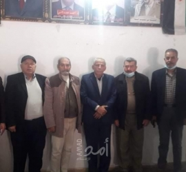 فصائل الائتلاف الوطني تعقد إجتماع لمناقشة الأوضاع السياسية الفلسطينية