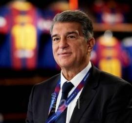 رسمياً: خوان لابورتا رئيساً لنادي برشلونة - فيديو