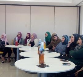 """نقابة العاملين في """"كهرباء القدس"""" تحتفي بتكريم الموظفات والعاملات في """"يوم المرأة العالمي"""""""