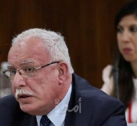 الخارجية الفلسطينية : المالكي يشارك في اجتماعات لوقف العدوان