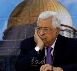 الرئيس عباس يتلقى اتصالا هاتفيا من وزير الخارجية الأميركية