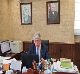 مجدلاني: حكومة الاحتلال تضع إدارة بايدنأمام اختبار جدي بالإعلان عن مشاريع الاستيطان