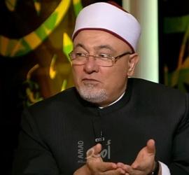 """الشيخ خالد الجندي  يثير تفاعلا بعباره: """"في الفراعنة مسلمون"""" - فيديو"""