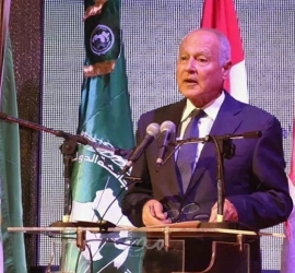 أبو الغيط: العراق ركنٌ ركين في المنظومة العربية