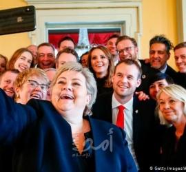 """بسبب انتهاكها قيود """"كورونا"""" رئيسة حكومة النرويج تغرم بــ ٢٠ألف كورنة"""