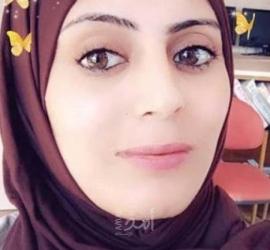 نابلس: قوات الاحتلال تعتقل الكاتبة شمس مشاقي .. ووزير الثقافة يستنكر