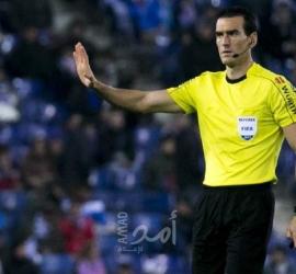 مونويرا حكمًا لموقعة برشلونة وأتلتيك بيلباو بنهائي كأس الملك