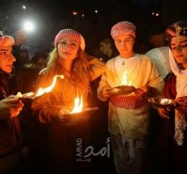 """ماذا تعرف عن """"الأربعاء الأحمر"""" الذي يحتفل به الإيزيديون؟"""