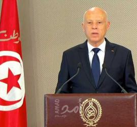 """الرئيس التونسي: لوبيات الفساد تفسد مكافحة """"كورونا"""" - فيديو"""