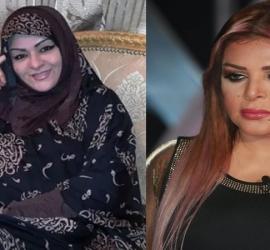 """وفاة المطربة الجزائرية """"نعيمة عبابسة"""" شقيقة الفنانة """"فلة"""""""