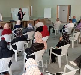 الضمير تنظم اللقاء التدريبي السابع حول قواعد سلوك المراقبين خلال العملية الانتخابية
