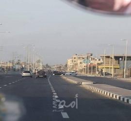 غزة: الأشغالتجري أعمال صيانة دورية وتواصل أعمال تعميق حوض الميناء