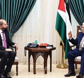 بشكل مفاجئ..وزير الخارجية الأردني الصفدي يصل رام الله
