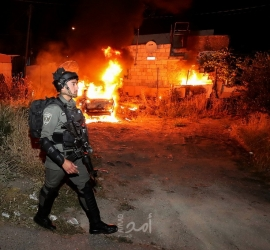 الهلال الأحمر: (14) إصابة جراء اقتحام مستوطنين وقوات الاحتلال للقدس