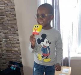 كارثة طفل: اشترى مصاصات سبونج بوب 2600 دولار وترك والدته في مأزق هائل