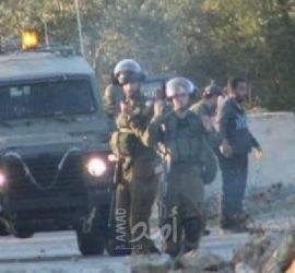 """بيت لحم: إصابات بالاختناق في مواجهات مع قوات الاحتلال بـ""""تقوع"""""""