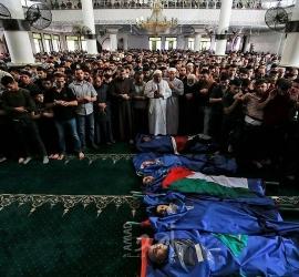 الصحة بغزة: 26 شهيد و122 إصابة بجراح مختلفة